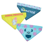 Disney Tails Bandana Set for Dogs - Monsters, Inc.