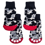 Disney Tails Dog Socks - Mickey Mouse Icons