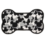 Disney Tails Pet Food Mat - Mickey Icon Bone