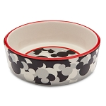 Disney Tails Food Bowl - Mickey Mouse Icons