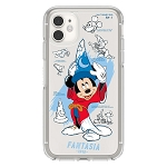 Disney iPhone 11/XR Case by OtterBox - Ink and Paint - Sorcerer Mickey Mouse