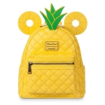 Disney Parks Loungefly Backpack - Mickey Mouse Pineapple