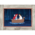 Disney Framed Pin Set - The Little Mermaid 30th Anniversary - Ariel and Eric