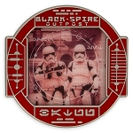 Disney Pin  - Star Wars - Galaxy's Edge - Stormtrooper First Order - Limited Edition