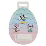 Disney Pin  - Easter 2020 Gift Set 2020 - Mickey Minnie and Stitch - Limited Edition