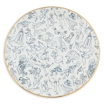 Disney Dinner Plate - Ink & Paint Collection