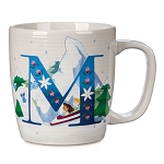 Disney Mug - M is for Matterhorn Bobsleds - ABC Disney Letters