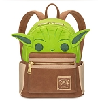Disney Loungefly Mini Backpack - Yoda