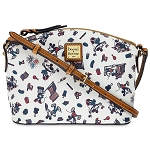 Disney Dooney & Bourke Bag - Mickey & Minnie Mouse Americana - Crossbody
