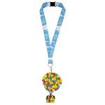 Disney Lanyard & ID Holder - Up House