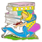 Disney Pin - Alice & Dinah