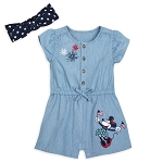 Disney Romper for Baby - Minnie Mouse Americana