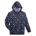 Disney Kids Pullover Hoodie - Mickey Mouse Americana