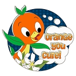 Disney Pin - Disney Scents  - Orange Bird - Limited Edition