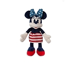 Disney Plush - Minnie Mouse Americana - 11''