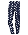 Disney Woman's Leggings - Mickey Mouse Icon & Stars