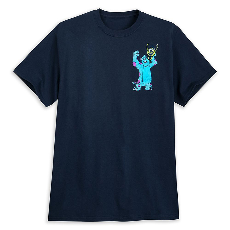 Disney Adult Shirt - Mike & Sulley