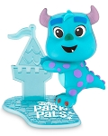 Disney Clip-on Figure - Park Pals - Sulley