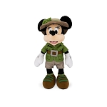 Disney Plush - Minnie Mouse Safari - Animal Kingdom - 14''