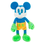 Disney Plush - Mickey Mouse - Neon - 12''