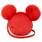 Disney Bag - Mickey Mouse Icon - Plush Crossbody