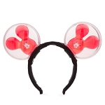 Disney Minnie Ear Headband - Mickey Mouse Balloon - Light Up