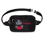 Disney Convertible Hip Pack - Mickey Mouse - Walt Disney World