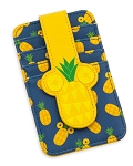 Disney Card Case - Mickey Mouse Pineapple