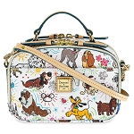 Disney Dooney & Bourke Bag - Disney Paw Prints - Ambler Crossbody