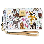 Disney Dooney & Bourke Bag - Disney Paw Prints - Wallet