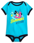 Disney Baby Bodysuit - Mickey Mouse - Summer Attitude
