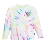 Disney Girls Shirt - Spirit Jersey - Minnie Mouse - Neon Rainbow