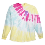 Disney Adult Shirt - Spirit Jersey - Walt Disney World Logo - Tie Dye