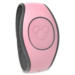 Disney MagicBand 2 Bracelet - Light Pink