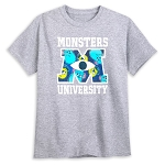 Disney Youth Shirt - Mike & Sulley - Monsters University