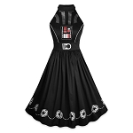 Disney Dress Shop Halter Dress - Darth Vader
