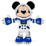 Disney Plush - Mickey Mouse - Tomorrowland - 13''