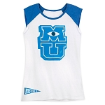 Disney Women's Shirt - Monsters University - Tank
