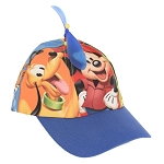 Disney Baseball Cap - Mickey and Friends - Propeller Top