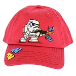 Disney Baseball Cap - Star Wars - Storm Trooper - Pew Pew - Red - Youth