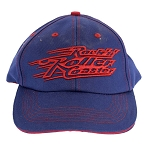 Disney Baseball Cap - Hollywood Studios - Rock N Rollercoaster - Navy - YOUTH