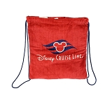 Disney Beach Towel - Disney Cruise Line Logo - Towel and Drawstring Bag