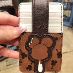 Disney Card Case - Mickey Mouse Ice Cream Bar