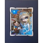 Disney Print - Jasmine Becket-Griffith - Pinocchio and the Blue Fairy
