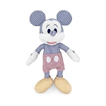 Disney Plush - Mickey Mouse - Seersucker - 18 1/2''