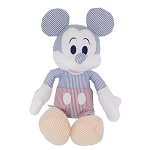 Disney Plush - Mickey Mouse - Seersucker - 15 Inch