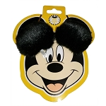 Disney Plush Hair Clips - Mickey Mouse Hair Clips