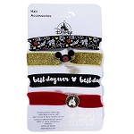 Disney Hair Ties - Disney Icons - Set of Four