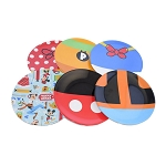 Disney Plastic Plates Set - Disney Park Mouse Wares - Characters - Set of 6