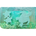 Disney Basin Fresh Cut Soap - Marine Life Sea Turtles